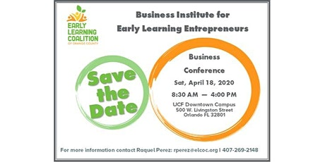 Business Institute  for Early Learning Entrepreneurs tickets