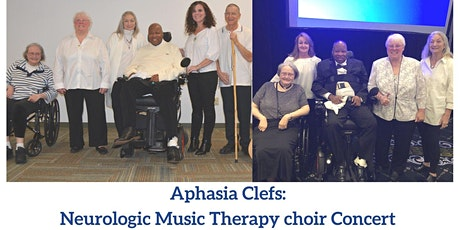 Aphasia Clefs: Expanding Music in Healthcare and Communities tickets