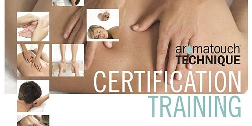 AromaTouch Certification Training in Fayetteville, NC