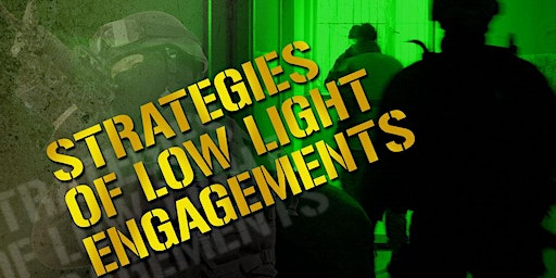 5-Day Strategies of Low Light Engagements Instructor Recertification Course - Defiance, MO