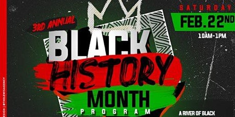 Let Us Make Man 3rd Annual Black History Month Program tickets