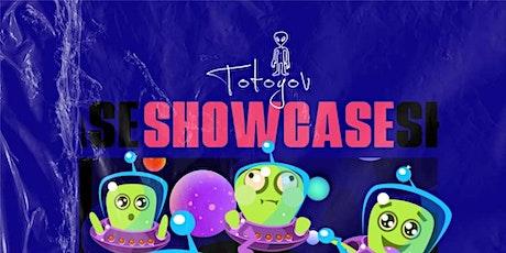 Totoyov x Kematiky Showcase c/ Arthus, Raffar, Marco Castro e Gabriel dos S ingressos