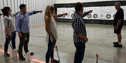 Singles Archery Mixer 30's-40's-50's