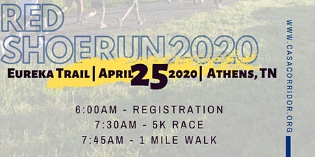 Red Shoe Run 2020 tickets