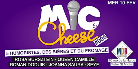 Mic & Cheese billets