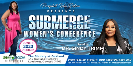 """""""Submerge Women's Conference & Business Expo"""" tickets"""