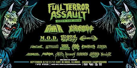 Full Terror Assault Open Air VI tickets