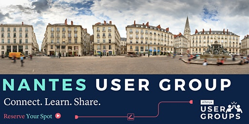 Alteryx User Group - Nantes