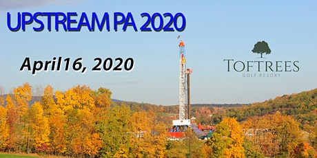 Upstream PA 2020  - April 16, 2020	  Toftrees Resort, State College, PA tickets