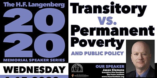 Transitory vs. Permanent Poverty, and Public Policy