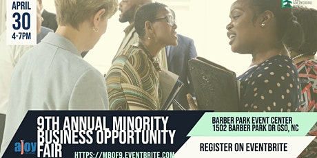 9th Annual Gate City Minority Business Opportunity Fair tickets