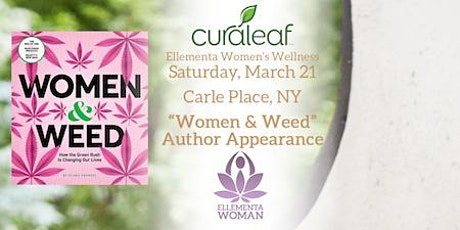 Ellementa Long Island (Carle Place): Women & Weed Book Tour tickets