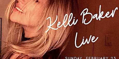 Kelli Baker LIVE at Sand City Brewery in Northport tickets