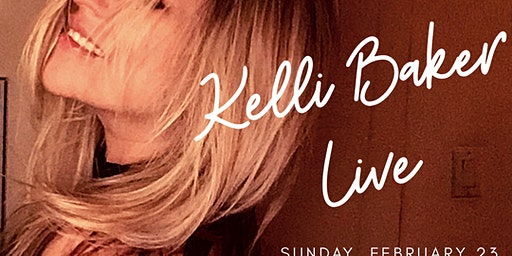 Kelli Baker LIVE at Sand City Brewery in Northport