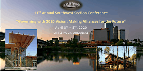 2020 Southwest Section Conference tickets