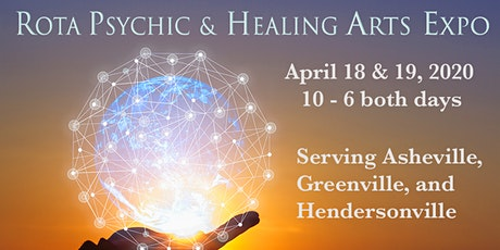 Rota the Psychic and Healing Arts Expo tickets