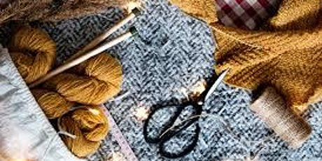 A Seward Great Gathering - Knitting Hour at the Gnome Home tickets