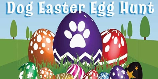 2nd Annual Dog Easter Egg Hunt