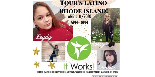 Tour's Latino IT WORKS!