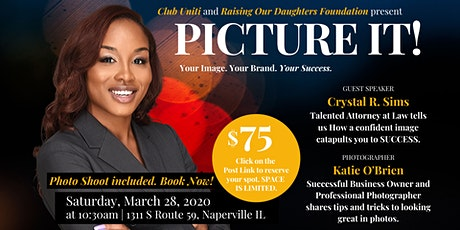 Picture It! Your Image, Your Brand, Your Success! tickets