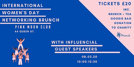 International Women's Day - Networking Brunch tickets