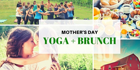 Mother's Day Yoga + Brunch tickets