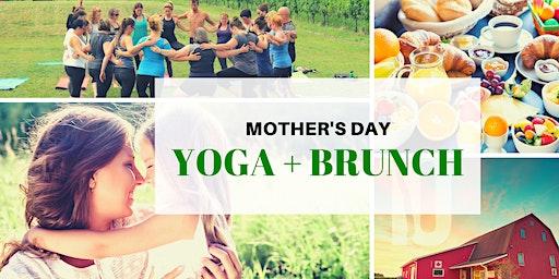 Mother's Day Yoga + Brunch