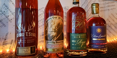 Heaven Hill & Buffalo Trace Owner's Collection Whiskey Tasting tickets