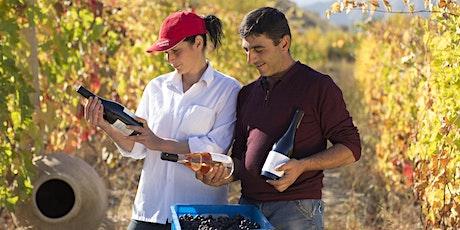 Waking Noah's Vines: Guided Wine Tasting with Vahan Zanoyan tickets