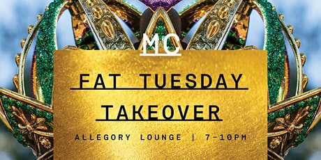 MC  HOTEL CELEBRATES FAT TUESDAY with Music, Food & Drinks! tickets