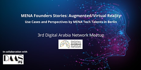 MENA Founders Stories: Augmented/Virtual Reality Tickets