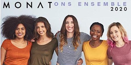 MONATons Ensemble - Brunch formation & Rencontrez MONAT billets