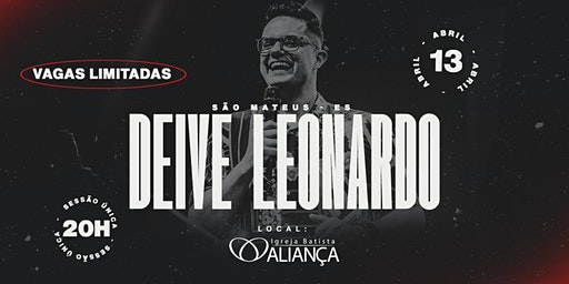Segunda na Graça - Deive Leonardo - São Mateus -  ES