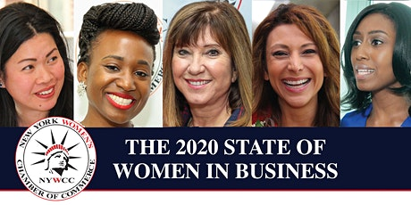 The 2020 State of the Women in Business tickets
