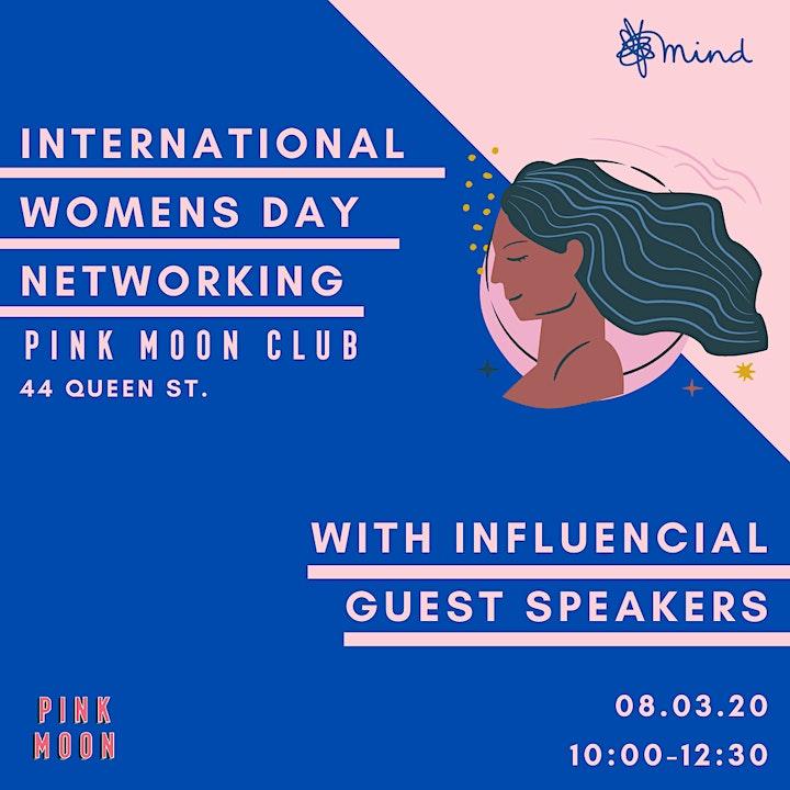 International Women's Day - Networking Brunch image