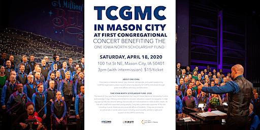 TCGMC in Mason City, IA to benefit One Iowa NORTH
