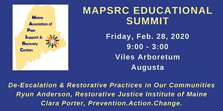 MAPSRC Educational Summit tickets