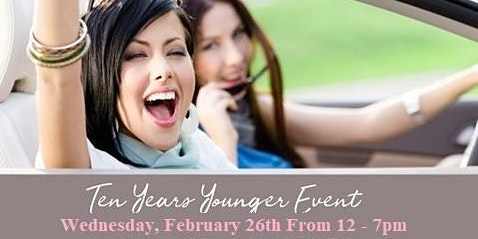 Ten Years Younger Event! $1,000 Treatment GP Giveaway! Morpheus, Accutite