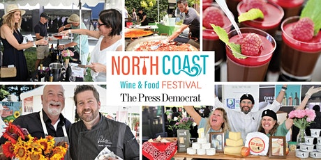North Coast Wine & Food Festival tickets
