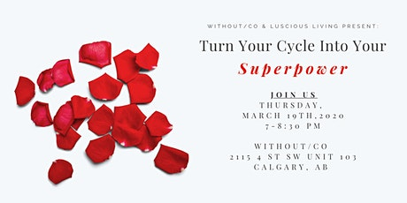 turn your cycle into your SUPERPOWER tickets