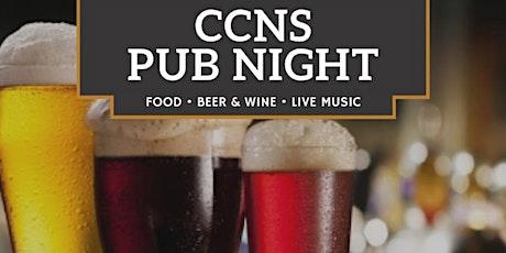 CCNS Pub Night tickets
