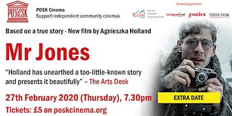 POSK Cinema: Mr Jones - Thursday, 27th February, 7.30pm tickets