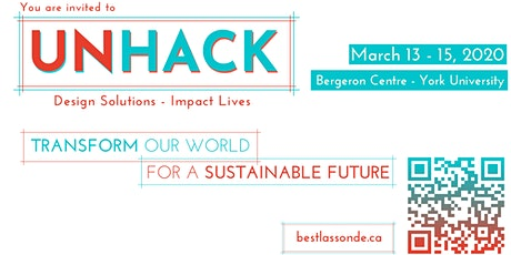 UNHack 2020 - Design Solutions - Impact Lives tickets