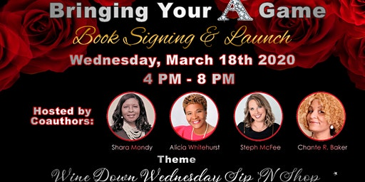 BYAG Book Signing and Launch Party