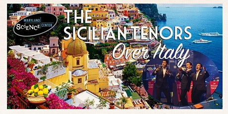 The Sicilian Tenors Over Italy tickets