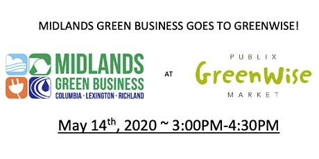VIRTUAL-Midlands Green Business Meeting May 2020- GreenWise Market tickets