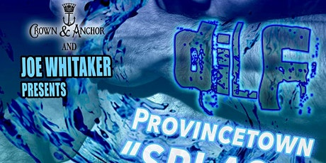DILF Provincetown Splash Pool Party Bear Week 2022 tickets