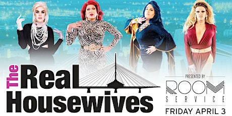 The Real Housewives of Winnipeg - Drag Show tickets