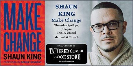 An Evening with Shaun King tickets