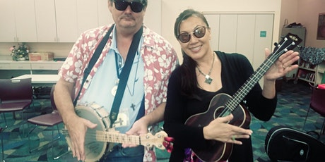 BLUES SCHOOL 2020 Learn Ukulele Blues with Chai!  LESSON 1 tickets